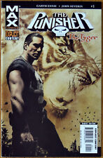 Punisher The Tyger one-shot Garth Ennis