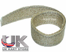 Exhaust Bandage 50mm x 1m TKM Iame UK KART STORE
