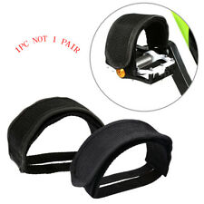 1PC Bike Bicycle Cycling Adhesive Straps Double Pedal Toe Clip Strap Belt