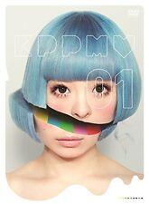 New Kyary Pamyu Pamyu KPP MV01 Regular Edition DVD Japan F/S WPBL-90309