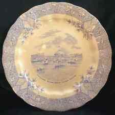 Historical Wedgwood plate