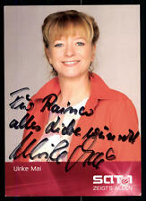 Ulrike Mai Verliebt in Berlin Autogrammkarte Original Signiert## BC 5823
