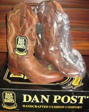 NEW Dan Post Cowboy Boots Men's 9D ~Bucklace~ New w/Tags and BOX