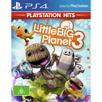 Little Big Planet 3 PS4 Playstation 4 Game - Disc Only