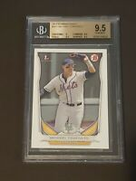 2014 Bowman Draft BGS 9.5 Michael Conforto RC Rookie Mets On Fire!!!