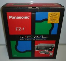 CONSOLE 3DO PANASONIC FZ-1 SYSTEM TESTED BOXED RARE