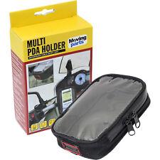 SAT NAV/GPS MOTORBIKE/MOTORCYCLE HANDLEBAR/TANK MOUNT WATERPROOF CASE/HOLDER
