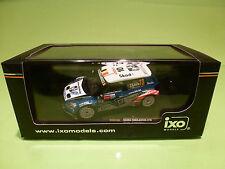 IXO 1:43 -  SKODA FABIA S2000 - WINNER YPRES 2010   RAM436   - IN  ORIGINAL  BOX