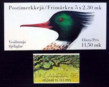 FINLAND Booklets As Described (2) NB4443