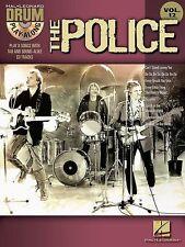 Police Drum Play Along Book & CD V12