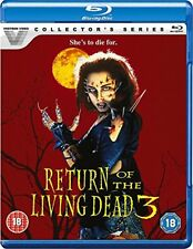 Return Of The Living Dead III - Restored and Remastered[Blu-ray] [DVD]