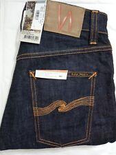 Nudie jeans brute knut crinkle blues men's women's W25 L28