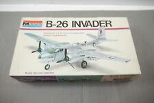 Monogram B-26 Invader Aeroplane Modelmaking 1:67 Boxed K52