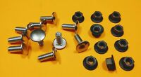 NOS Mopar Bumper Bolts / Nut 20-pc Kit Plymouth Dodge A B E Charger Dart Cuda +