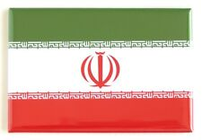Flag of Iran FRIDGE MAGNET (2 x 3 inches)