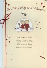 American Greetings XL Premium Fancy Valentine's Day Card for Wife