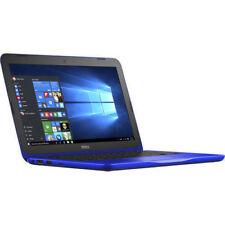 """Dell Inspiron 3180 11.6"""" Laptop AMD E2-9000e 4GB 32GB Windows 10 - Blue"""