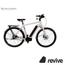 Kalkhoff Integrale 8 2016 E-Trekking-Bike Weiß Limited Edition RH55 Fahrrad
