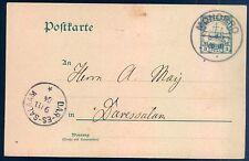 Gestempelte Briefmarken aus Deutsch-Ostafrika