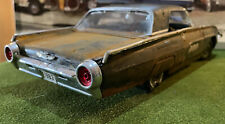 1:18 Scale 1963 Ford Thunderbird Coupe By Anson - Aged And Rusted