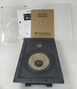 """BRANDNEWSEALED Focal 300 IW6 6"""" In-WALL 2-WAY Speaker (PAIR)"""