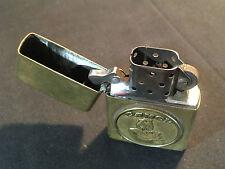 1932-1992 Camel Zippo Brass Cigarette Lighter Table Pocket Gold Tone Made in USA