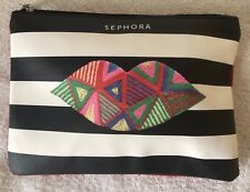 NEW Sephora Holiday Samples Bag Pouch Available ONLY in Store