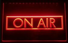 On Air LED Neon Bar Sign Home Light Up Drink Pub tv Recording radio studio