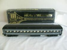 K Line Heavyweight Lighted New York Central Albany Passenger Coach #2182 EX