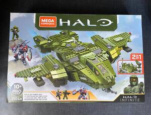 Mega Construx Halo Infinite Vehicle - Pelican Inbound, GNB28 (2024 Pieces)