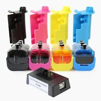 DIY Cartridge Mate System Compatible with Brother LC203 Cartridge Ink Refill Kit