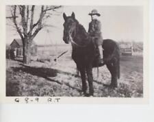 Robert Taylor in boy scout uniform at 12- Press Photo