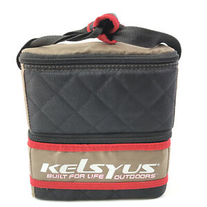 Kelsyus Premium Bocce Ball Set With Nylon Carrying Case New Open Box