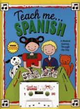 Teach Me Spanish (Paperback and Audio Cassette): A