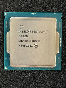Intel Pentium G4400, 3,30 GHz