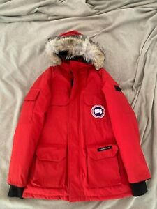 Canada Goose Expedition Down Parka Size S-M