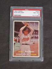 1957 Topps Alex Kellner # 280 A's PSA 8 NM-MT