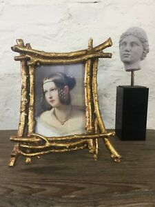 Stylish Golden Branch Photograph Frame Picture Frame