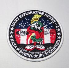 """Looney Tunes Marvin the Martian Mars Exploration Rover NASA Embroidered Patch 4"""""""