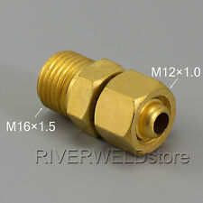 M12*1.0 & M16*1.5 Cable Joint Change TIG welding Torch