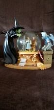 "The San Francisco Music Box Company ""The Wizard of Oz Wicked Witch Water globe"""