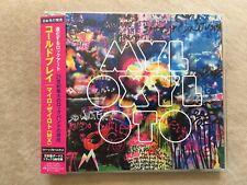 COLDPLAY-Mylo Xyloto-2011 CD Japan