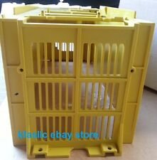 A230-0505-X001 A2300505X001 FANUC AMPLIFIER YELLOW PLASTIC CASE USED  BUT CLEAN