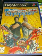 American Chopper (no booklet) Playstation 2 Ps2 - Free Post