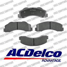 Disc Brake Pads Ceramic Pads w/Shims Front Fits Ford Expedition F-150