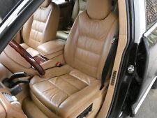 PORSCHE Cayenne Turbo 955 9PA Sitz Fahrersitz vorne links Memory SHZ sandbeige