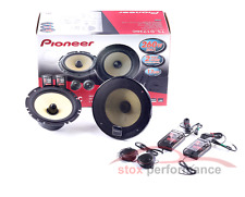 Pioneer TS-D1730C 6.75Inch 2-Way 260W Peak 4 Ohms Component Speakers- New