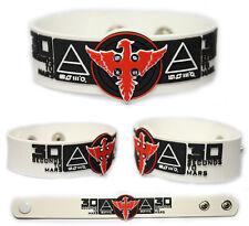 30 Seconds to Mars wristband rubber bracelet v5