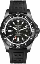New Breitling Superocean 44 Special Blacksteel Men's Watch M1739313/BE92-153S