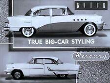 1955 Buick over Mercury Film CD MP4 Format